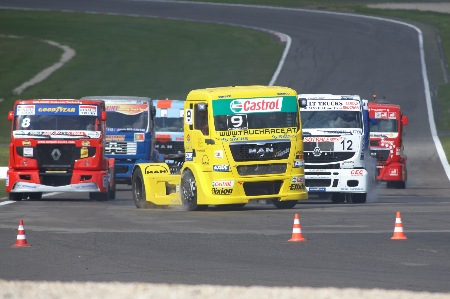 Nuerburgring Truck Race